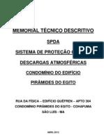 MEMORIAL SPDA TRÊS PIRÂMEDES
