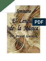 El Lenguaje de La Musica_Frank Garlock