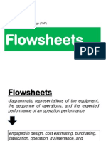 Flow Sheets