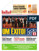 As Noticias Março 2009