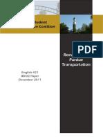 purdue student transportation coalition white paper