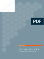 Coal Resource Overview of Coal Report