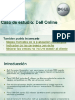 Caso Dell Online Analisis de La Empresa