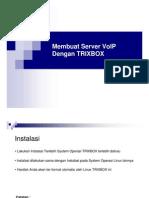 Manual Ippbx Trixbox
