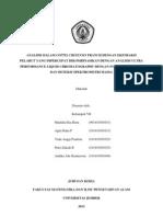 makalah kromatografi