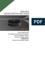 D-Link DPR-2000_A1_QIG_v1.00