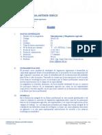 Mecanizacion y Maquinaria Agricola