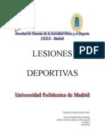 LESIONES DEPORTIVAS 5º