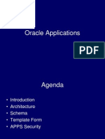 Oracle Applications Introduction 1