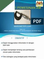 Slide Show Mikrometer