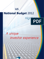 Www.investmauritius.com Budget2012 Eng
