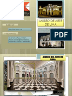 Exposicion- Museo de Arte de Lima