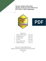 Proposal KP 2012