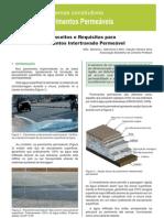 PR2 Conceitos Requisitos Pav Permeavel