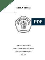 Proposal Etika Bisnis YANG SUDAH JADI