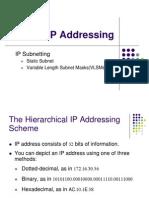 Chapter 4 IP VLSMs(3-2548)