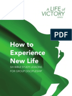 LV Book 2 How to Experience New Life