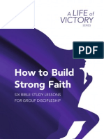 LV Book 3 How to Build Strong Faith