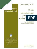 21 NOTA TECNICA Panorama Internacional Inf 70