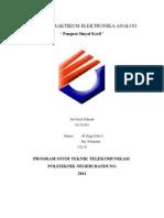 Laporan Praktikum Elka 9 - Penguat Sinyal Kecil.docx