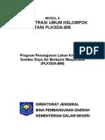 Administrasi - Keuangan (PLKSDA-BM)