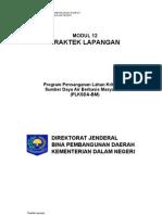 Praktek Lapangan (PLKSDA-BM)