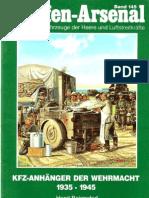 Waffen.arsenal.145.KFZ.anhanger.der.Wehrmacht.1939.1945