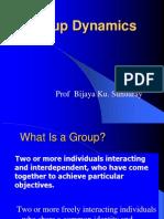 Group Dynamics b.sundar