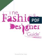 Fashion Designer Guide eBook v.2