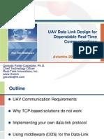 avionics2009uavdatalinkdesignv3-101023105551-phpapp02