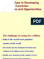 Health Care in Developing Countries