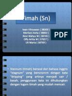 Timah (Sn)