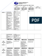 List Pelajar SMP - JAN 2011