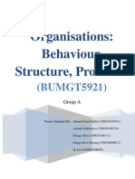 133568722 Organisation Behaviour