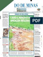 2003.12.29 - IMPRUDÊNCIA NAS ESTRADAS MATA PELO MENOS 35 PESSOAS NO FERIADÃO - Estado de Minas