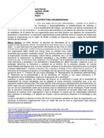 UnidadVII Proceso Desarrollo Estructura Organizacional