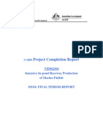 CARD Project Completion Report