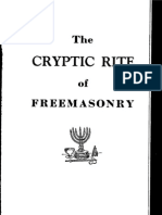 29375969 Cryptic Rite of Freemasonry