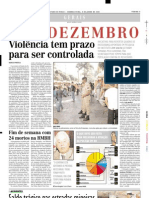 2003.06.09 - Saldo trágico nas estradas mineiras - Estado de Minas