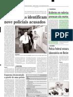 2003.06.29 - Acidentes Em Rodovias Provocam Oito Mortes - Estado de Minas