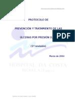HLCOS - Protocolo de Prevención de UPP (1ª versión)