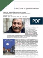 Fallece el dibujante Fred, uno de los grandes maestros del cómic europeo _ Cultura _