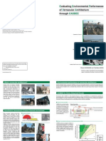Vernacular Architecture Brochure
