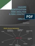 Hazard Identification & Risk Control