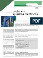 climatização quadros eléctricos
