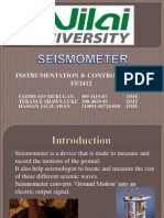 Seismometer New