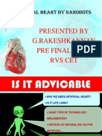 Artificial Heart ppt
