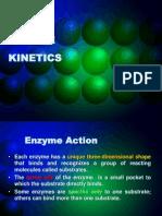 Materi Kuliah Biokimia Stmi Ke 11 (Enzyme Kinetics)