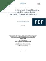 Benefits of Smart Metering Summary Report.pdf