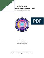 Biografi Tokoh Muhammadiyah